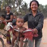 カンボジアの万能布、クロマー/クロマニヨン
